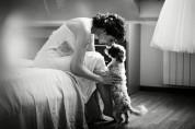 결혼식 날 댕댕이의 마음을 담은 사진 8장