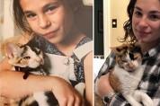 '왜 눈물이 날까' 고양이 사진에 담긴 세월의 흔적